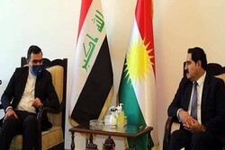 Iran, Iraq's KRG emphasize removing problems on joint borders