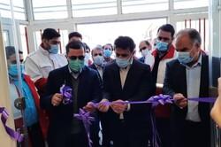 مرکز فیزیوتراپی هلال احمر در بروجرد افتتاح شد