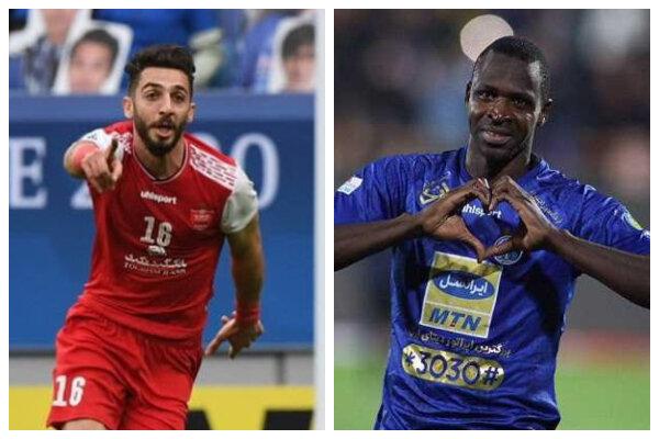 Persepolis, Esteghlal strikers among Best Headers of 2020 AFC