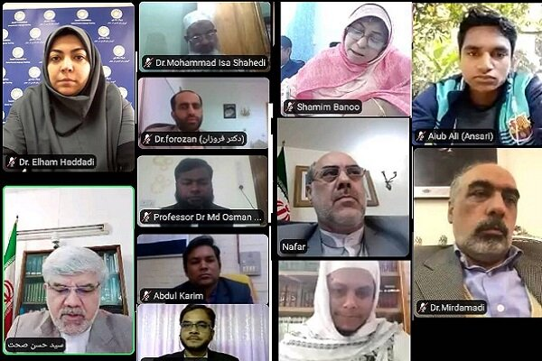 وبینار بین المللی «جایگاه ایرانشناسی در بنگلادش» برگزار شد