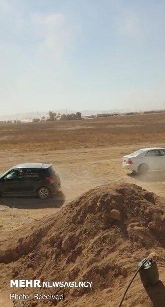 Fuel tanker blast at Afghan-Iran border causes massive fire