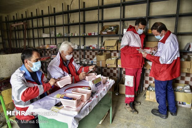 صوبہ گلستان کے سرحدی دیہاتوں میں طبی عملے کی خدمات