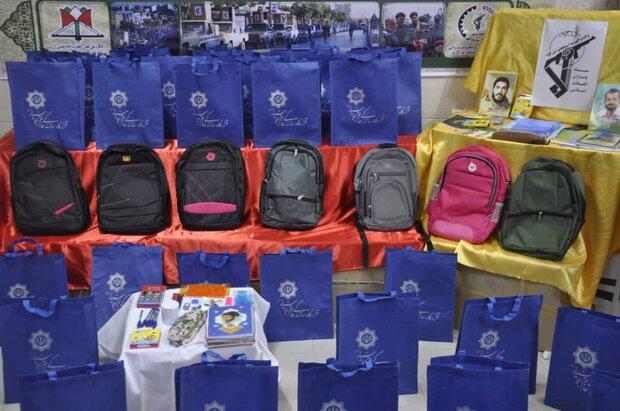 اهدای ۱۰۰۰ بسته لوازم التحریر به دانش آموزان نیازمند استان مرکزی