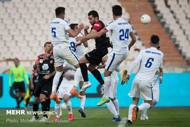 Persepolis 1-0 Paykan: IPL