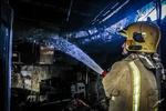 انفجار گاز در پاکدشت/ ۸ نفر زیر آوار ماندند