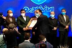 ایرانخودرو برترین خودروساز کشور شد