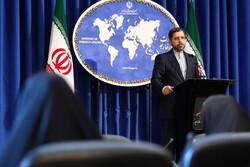 Tehran condemns US airstrikes in E Syria