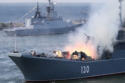 Iran-Russia joint naval drill kicks off in Indian Ocean