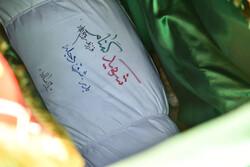 پیکر مطهر ۵ شهید گمنام در استان مرکزی تشییع و تدفین شد