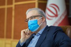 واکنش نمکی به مشاهده کرونای ایرانی/عبور از ۱۰۰ هزار تست روزانه