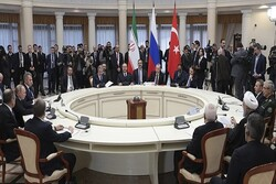 Iran, Russia, Turkey to hold another round of Astana talks