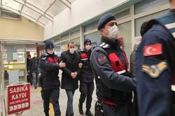 ۷۱۸ نفر در عملیات ضد تروریستی ترکیه بازداشت شدند