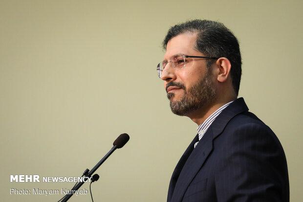 خطيب زاده: الإجراءات الأميركية ضد إيران هي حرب شاملة وإرهاب اقتصادي