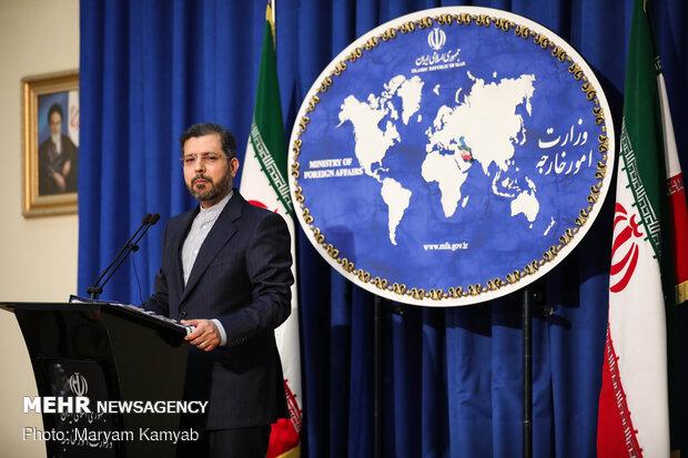 Iran reacts to an interventionist statement about Khuzestan