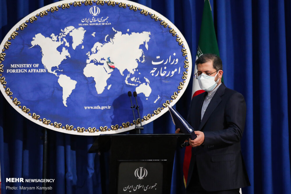 Language of accusations, threats not effective against Iran