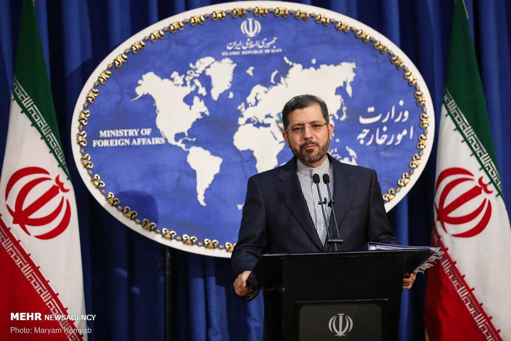 مرزهای ایران در آرامش و امنیت کامل است