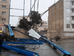 تقابل طوفان  و مدیریت بحران در مشهد/ طوفان در راه است