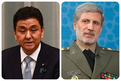 Iran, Japan emphasize strengthening defense coop.