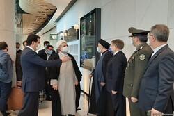 İslami Şura Meclisi heyeti Azerbaycan'da