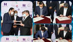 تفاهمنامه همکاری بانک صادرات با پتروشیمی خلیج فارس امضا شد