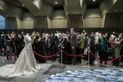 افتتاحیه دهمین جشنواره مد و لباس فجر