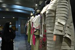 برپایی نمایشگاه «حریم ریحانه» به مناسبت هفته عفاف و حجاب در فریدن