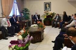 مباحثات سورية إيرانية لتعزيز التعاون العلمي بين البلدين