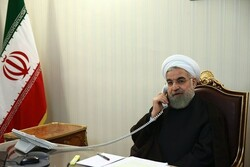 EU must take practical steps to safeguard JCPOA: Rouhani