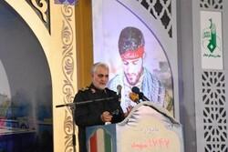 ماجرای حضور سردار سلیمانی در یادواره ۱۷۴۷ شهید شهرستان بابل