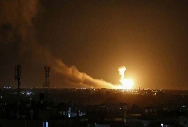 US Army base in Erbil targeted