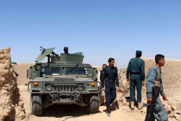 Bomb blast kills 7 police forces in Afghanistan's Faryab