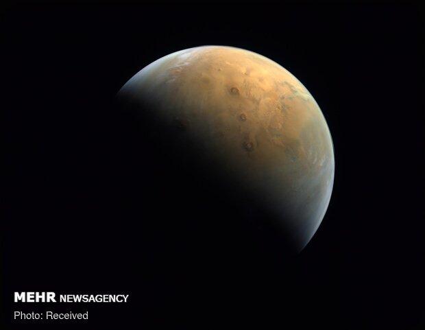 چین تا ۲۰۳۰ نمونه خاک مریخ را به زمین می آورد