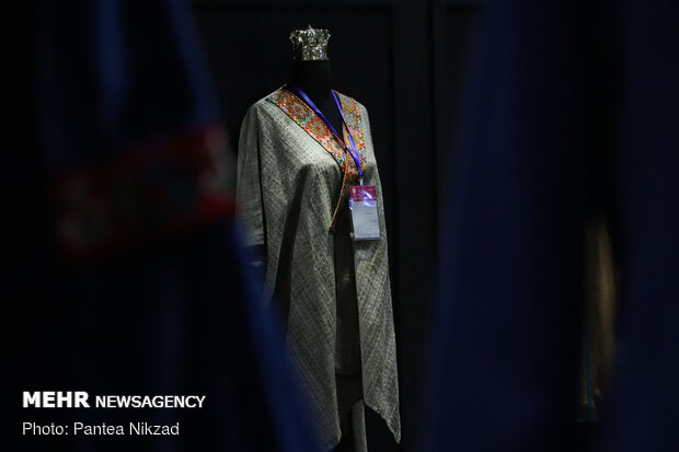 Opening ceremony of 10th Fajr Fashion and Clothing Festival