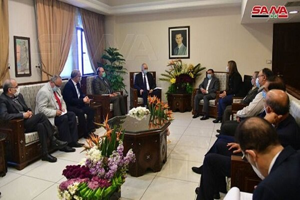 Syria calls for developing scientific coop. with Iran
