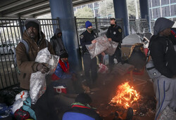 سرما و یخبندان مرگبار در تگزاس