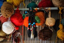 İran'da halı dokuma sanatı