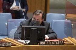 تصريحات استفزازية لمندوب الولايات المتحدة لدى الأمم المتحدة ضد إيران