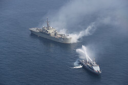Peace, Friendship message of Iran joint drill in Indian Ocean