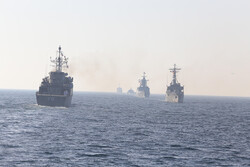 Joint Navy drills in Northern Indian Ocean wraps up