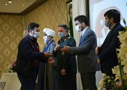 خبرگزاری مهر خراسان شمالی در جشنواره ابوذر خوش درخشید