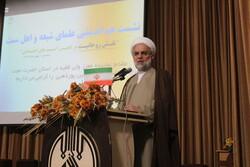 نشست تخصصی نقش روحانیون کردستانی در کاهش آسیب های اجتماعی
