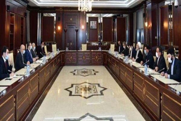 Tehran, Baku discuss boosting relations at Parl. level