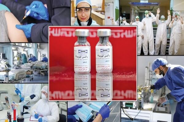 One year into the pandemic, Iran's achievements