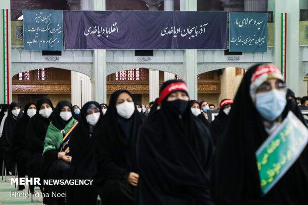 پخش زنده سخنرانی رهبر انقلاب در سالروز قیام مردم تبریز