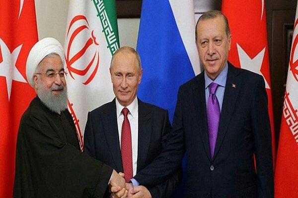 Astana guarantors condemn Zionist regime's attacks in Syria