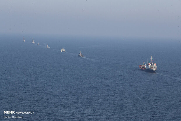 Combined naval security drill in North Indian Ocean wraps up