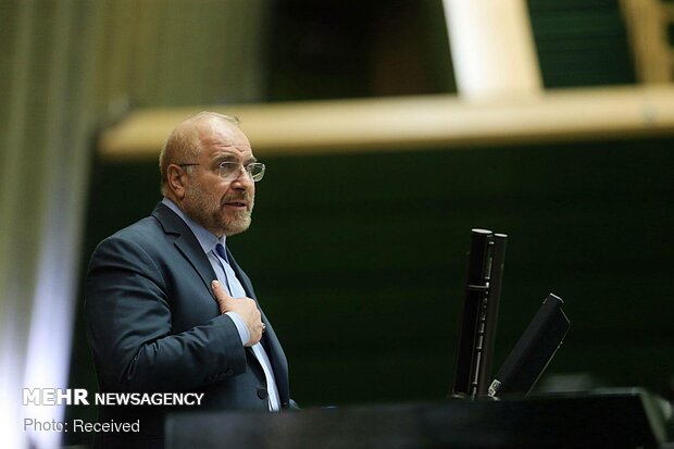 Iran nuclear industry back to its 'proud days': Ghalibaf