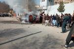 ۴ غیرنظامی بر اثر انفجار مین در افغانستان کشته شدند