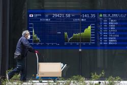 شاخصهای سهام آسیایی افت کرد