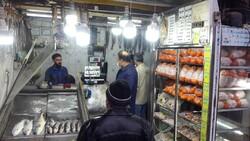 توزیع بیش از ۱۱۰ تن مرغ در قزوین